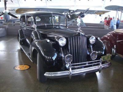 1939 Packard 1708 Long Touring