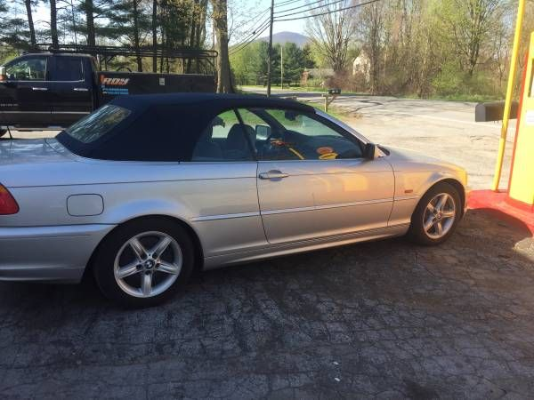 2003 BMW 325 CI Convertible