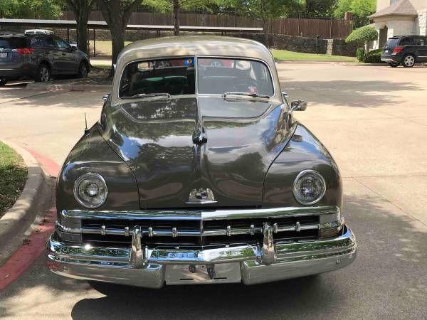 1950 Lincoln EL