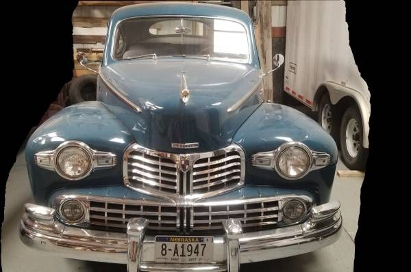 1947 Lincoln Business Coupe 2