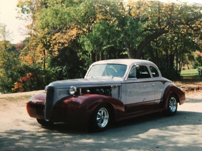 1940 Cadillac La Salle