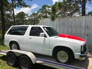 1989 Chevrolet Blazer S10