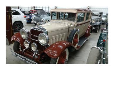 1929 Stutz Blackhawk Sedan