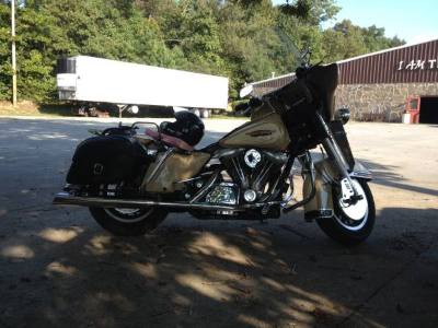 1984 Harley Davidson Motorcycle