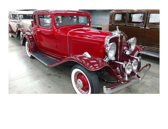 1932 Studebaker Dictator 4