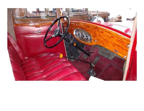 1932 Studebaker Dictator 5
