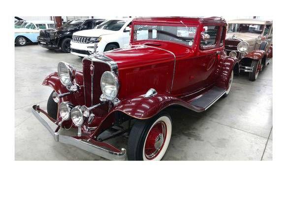 1932 Studebaker Dictator 1