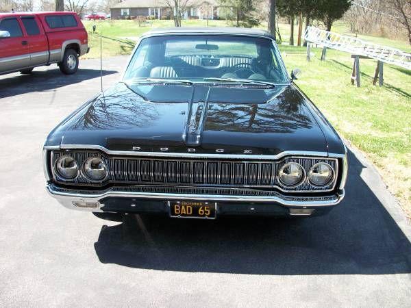 1965 Dodge Custom 10