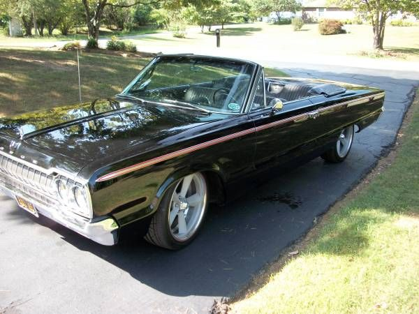 1965 Dodge Custom 17