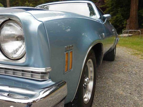 1973 Chevrolet El Camino 2