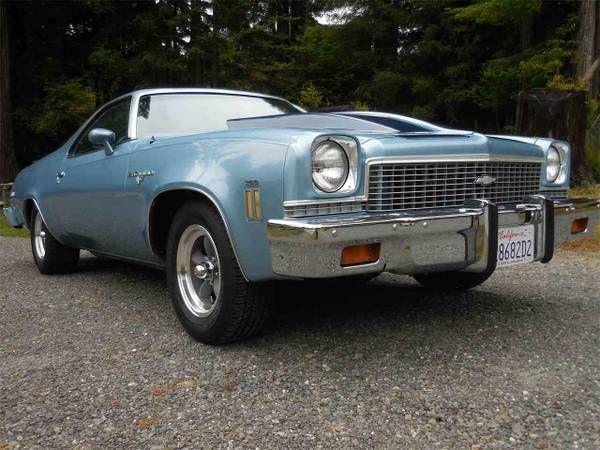 1973 Chevrolet El Camino 12