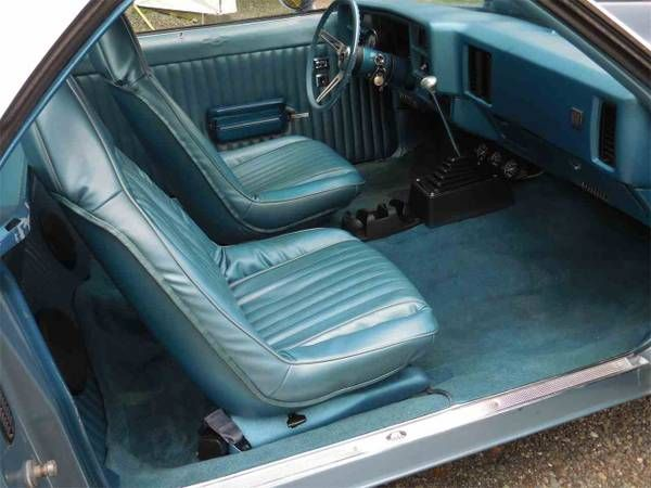 1973 Chevrolet El Camino 17