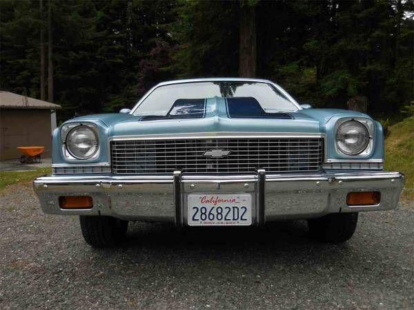 1973 Chevrolet El Camino 16