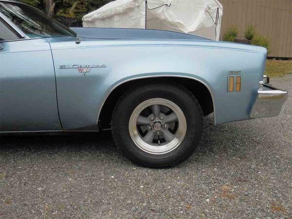 1973 Chevrolet El Camino 18