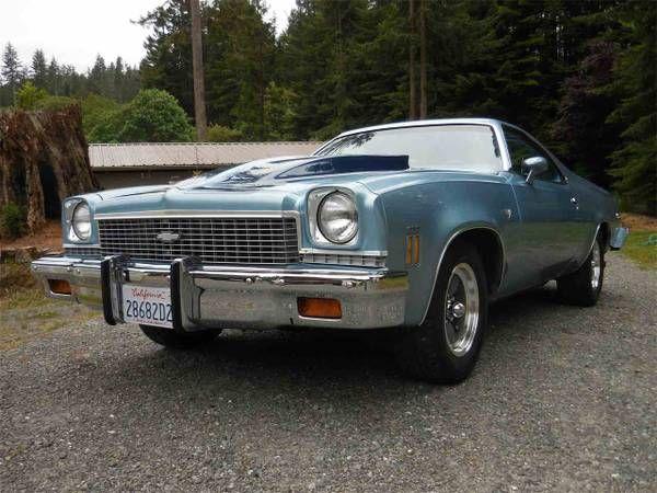1973 Chevrolet El Camino 20