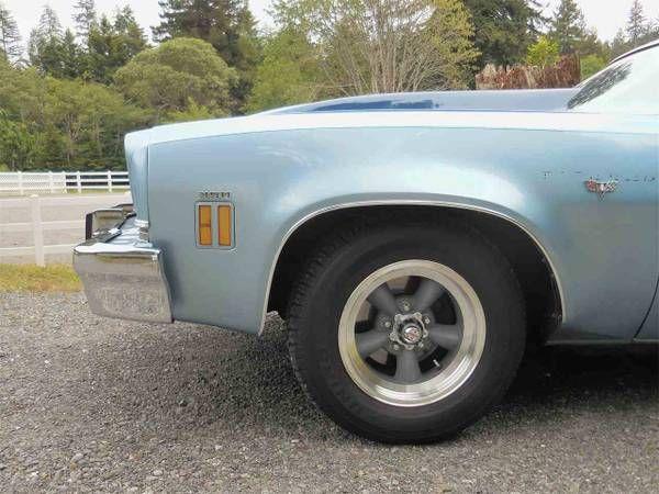 1973 Chevrolet El Camino 3
