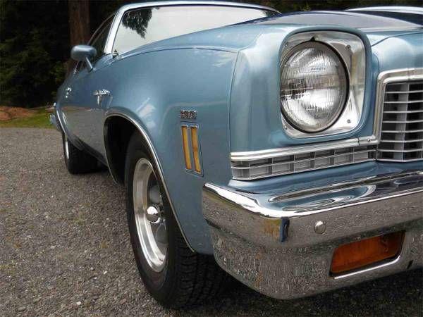 1973 Chevrolet El Camino 4