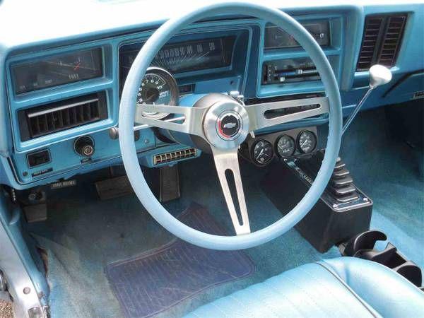 1973 Chevrolet El Camino 6