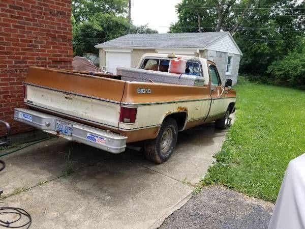1979 Chevrolet Big 10