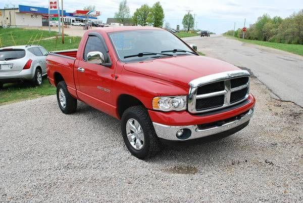 2003 Dodge 1500