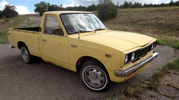 1973 Toyota Hilux RN20