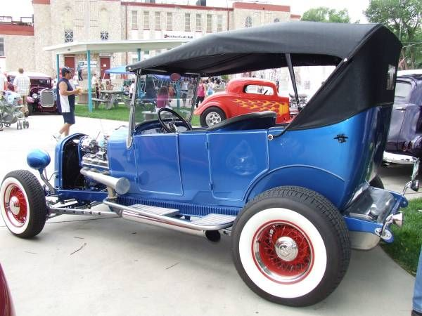 1926 Ford Touring