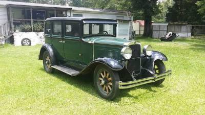 1929 Nash Model 420 Sedan