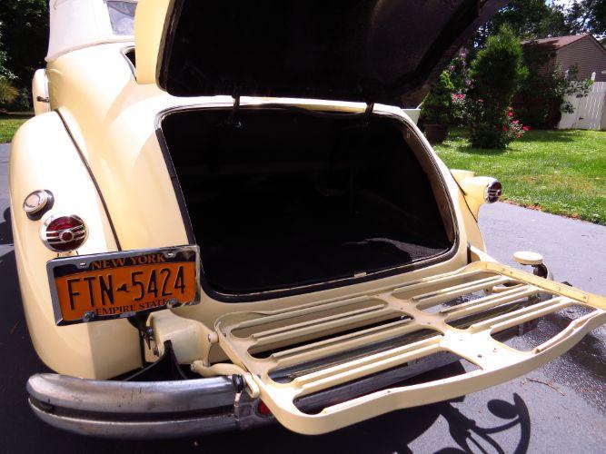 1937 Packard 120 11