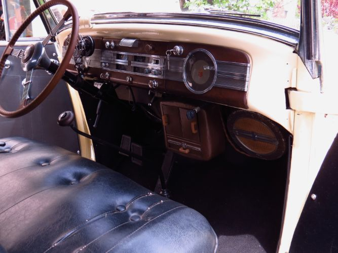 1937 Packard 120 2