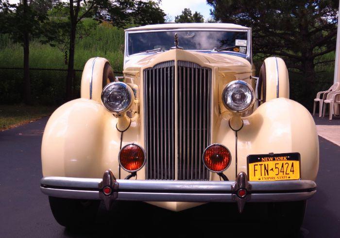 1937 Packard 120 13