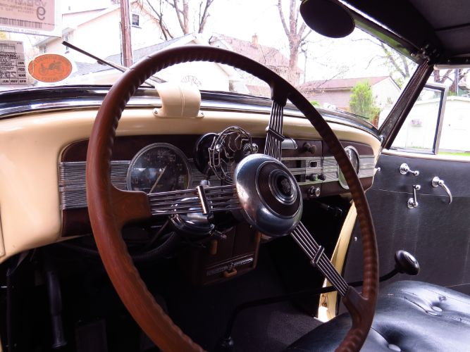 1937 Packard 120 5