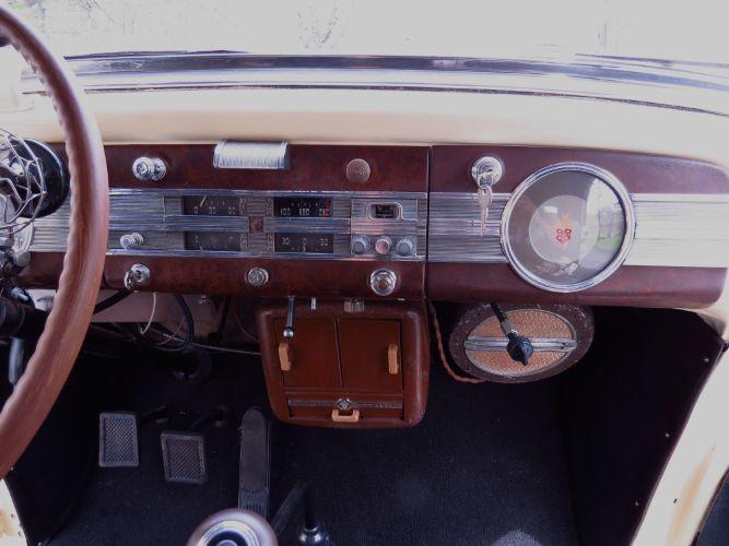 1937 Packard 120 6
