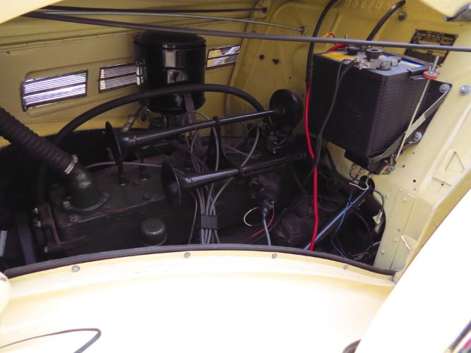1937 Packard 120 9