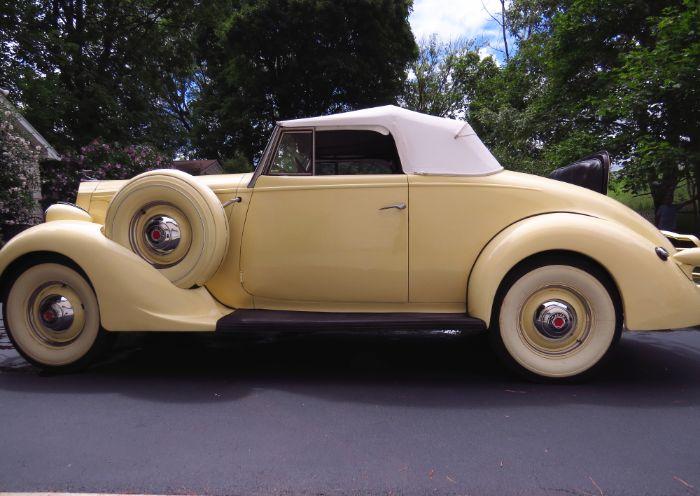 1937 Packard 120 10