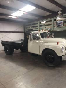 1952 Studebaker Flatbed Truck