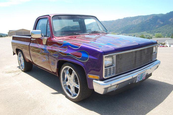1982 Chevrolet Pickup