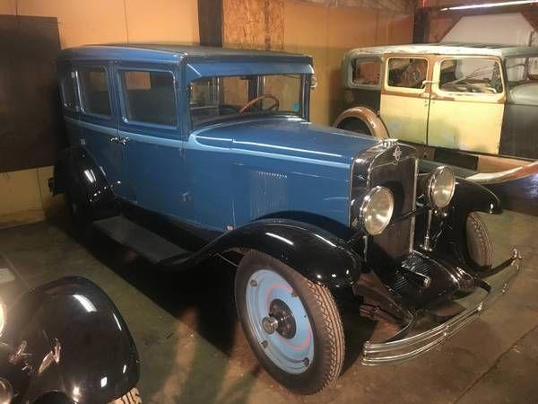 1929 Chevrolet AC International
