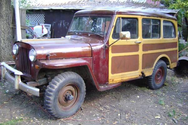 1946 Jeep Wagon