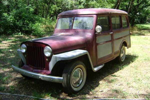1949 Jeep Wagon