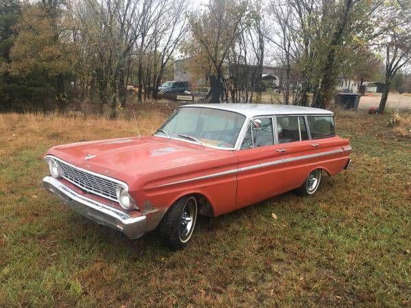 1965 Ford Falcon Futura Wagon