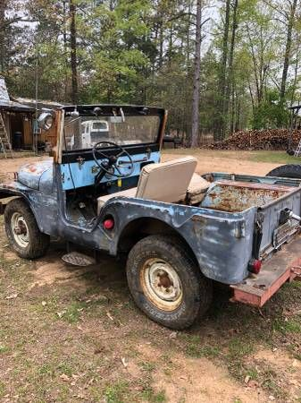 1965 Jeep Tuxedo Park