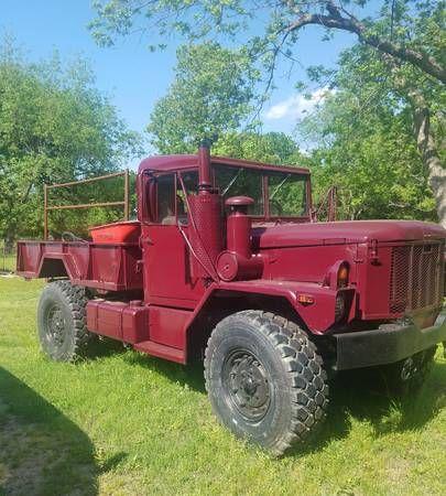 1974 AM General M35