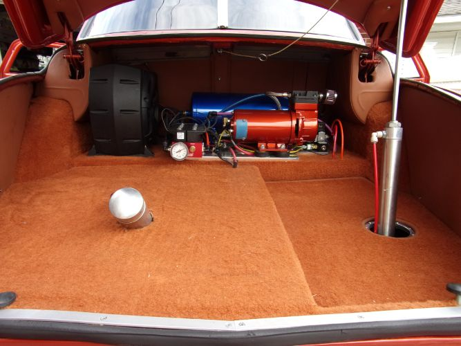 1950 Studebaker Champion 12