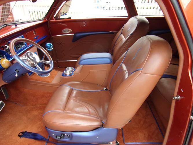 1950 Studebaker Champion 4