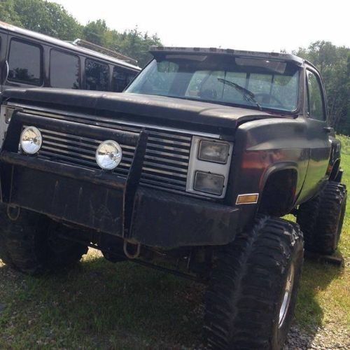 1987 Chevrolet K20