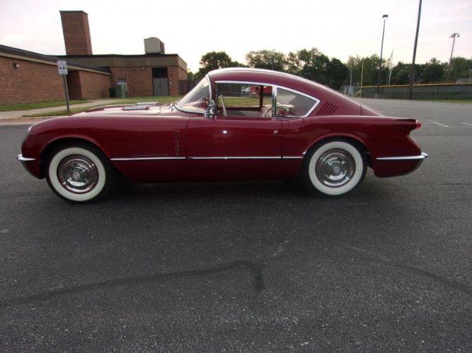 1954 Chevrolet Corvette 2