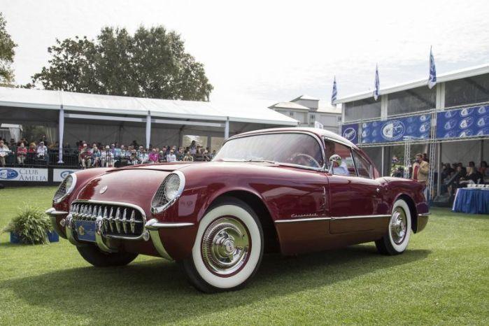 1954 Chevrolet Corvette 12
