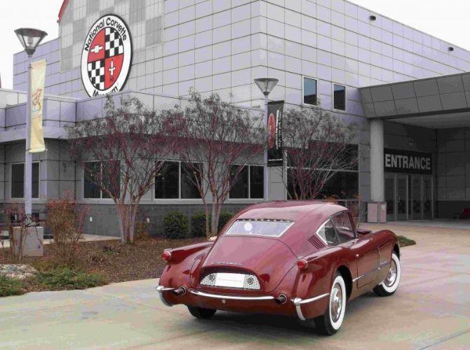 1954 Chevrolet Corvette 14
