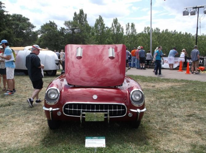 1954 Chevrolet Corvette 16