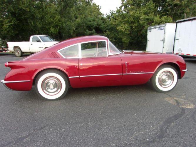 1954 Chevrolet Corvette 3